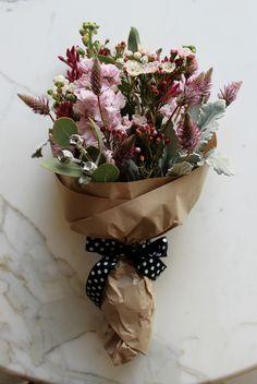 Native bouquet.