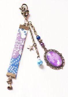 Porte clef cl bijou de sac vintage annonce sexe b b bijoux filles et b b - Fabrication porte clef ...