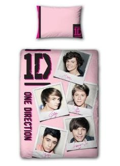 One D Duvet and pillow cover
