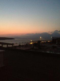 sunset in Agios Nikolaos, Crete Wanderlust, Celestial, Sunset, Outdoor, Crete, Outdoors, Sunsets, Outdoor Games, The Great Outdoors