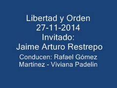 Libertad y Orden. Programa Nro. 11. Secuestro del Gral. Alzate. 27-11-2014