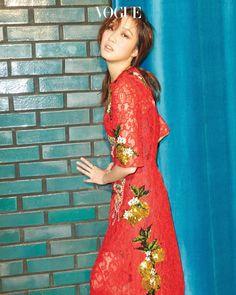 Kim Go-eun // Vogue Korea