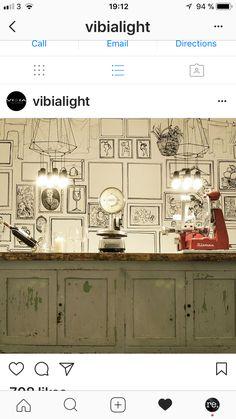 Inspo from Vibia light