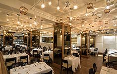 New York Dining....The newest and sixth installation carrying the Villagio moniker sits squarely amidst the action of Central Park South. Beautifully designed by Jeffrey Beers, this fine restaurant is serving up classic, yet sophisticated  Italian fare.