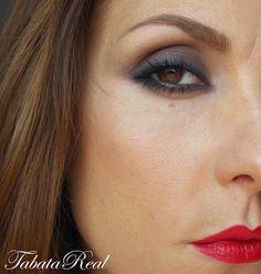 TabataReal: Make up MESSY CHIC