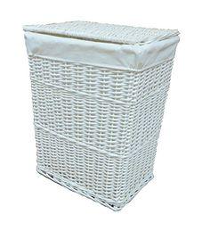 Arpan Large White Wicker Laundry Basket With White Lining... https://www.amazon.co.uk/dp/B00VMO6RFK/ref=cm_sw_r_pi_dp_x_4s1czbNW93RBY