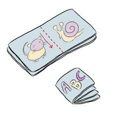 Un petit cadeau à confectionner avec amour. Belle occasion aussi d'utiliser les chutes de tissu dont on ne savait pas quoi faire!  MATÉRIEL...