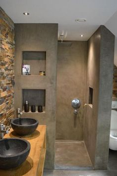 Modern Bathroom Designs for Small Bathrooms . Modern Bathroom Designs for Small Bathrooms . Small Shower Bathroom Ideas In 2019 Small Bathroom Inspiration, Simple Bathroom Designs, Bad Inspiration, Modern Bathroom Design, Bathroom Interior, Bathroom Ideas, Bathroom Furniture, Bathroom Storage, Double Doors Interior