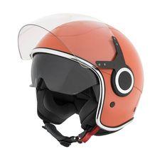 Airoh City One Open Face Jet Motorcycle Scooter Helmet Sun Visor