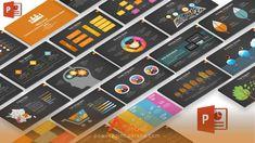 Diagram Chart, Powerpoint Presentation Templates, Design, Design Comics