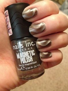 Magnetic nails!