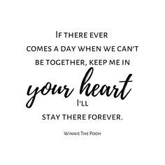If there ever comes a day when we cant be together keep me in your heart. Ill stay there forever. -Winnie The Pooh Check out more tons more adoption & foster care quotes from all sides of the triad on the website. Link in BIO. #ADOPTION #adoptioniscomplex #adoptions #adoptionjourney #hopefuladoptiveparent #adoptions #adoptionstories #adoptionstory #adoptionishard #adoptionstories #adoptionstory #foster #fostercare #fostering #fostertoadopt #fostermom #fosterlife #fosterparent #fosterdad… Adoption Quotes, Adoption Stories, Foster Care Adoption, Foster To Adopt, Foster Family, Foster Mom, Cant Be Together, Adoptive Parents, Attachment Parenting