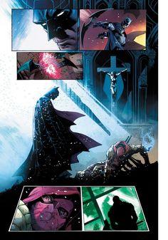 Batman in Detective Comics Comic Book Pages, Comic Book Characters, Comic Books, Dc Comics, Batman Comics, Batman Und Catwoman, Batgirl, I Am Batman, Batman Stuff
