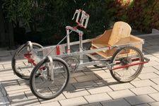 DIY pedal car instructions