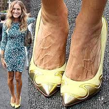 """Képtalálat a következőre: """"sarah jessica parker foot"""""""