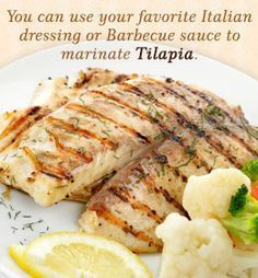 best ways to marinade and season tilapia (grilled, spicy, parmesan, lemon pepper, and honey soy)