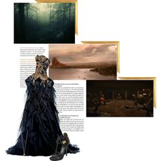 The Crownlands by apanna on Polyvore featuring Alexander McQueen and the crownlands game of thrones a song of ice and fire