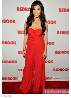 I love her jumpsuit! Hoping to find one just like it soon...