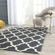 Safavieh Cambridge Liam Hand-Tufted Wool Area Rug, Beige