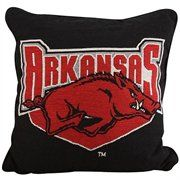 Arkansas Razorbacks 17'' Pillow