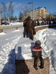 Oulu finland Visit Helsinki, Nordic Living, Homeland, Sculptures, Wall Art, City, Places, Nature, Outdoor