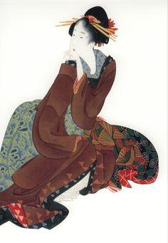 by Katsushika Hokusai, about 1820's