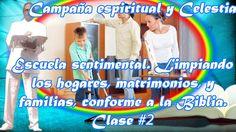 Limpiando los hogares, matrimonios, y familias, conforme a la Biblia