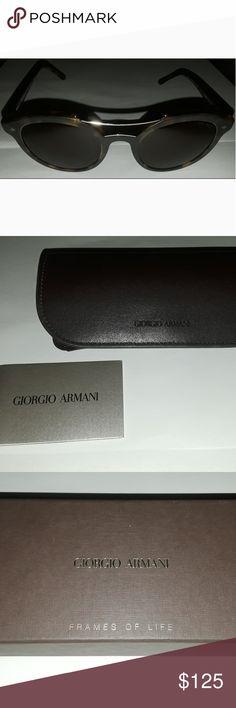 092a383df6 Giorgio Armani frames of life polarized sunglasses New! Ar 8007 501157 Made  in Italy Giorgio Armani Accessories Sunglasses