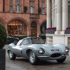 Jaguar XKSS by neilcruickshank http://ift.tt/1MMf3nY