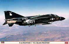 f-4 phantom ii special paint | 4J Phantom II 'VX-4 Black Phantom' | FindModelKit.com