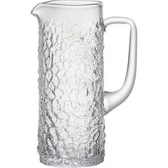 Norda Pitcher -- Crate and Barrel