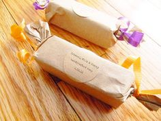Soap Favors / Custom Soap Favors  Set of 25 by TheEventBoutique, $50.00