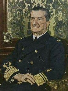 Hungarian Head of State, Admiral Miklos Horthy---arrested by Hitler on 18 March Saint Stephen, Central And Eastern Europe, Head Of State, Axis Powers, World History, World War Two, Wwii, Christianity, Presidents