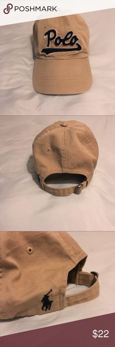 72dc5ca3 Polo Ralph Lauren Hat Authentic No stains or rips Perfect condition Polo by Ralph  Lauren Accessories Hats