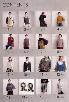 Let''s Knit Series NV80585 2018.. Обсуждение на LiveInternet - 雪花新闻 Crochet Books, Crochet Top, Japanese Crochet, Vogue, Knitting, Model, How To Wear, Big Project, Clothes