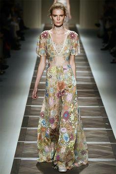 Flower dress, Etro