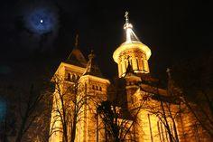 The Orthodox Cathedral, Timisoara, Romania. Timisoara Romania, Cities In Europe, Serbian, Barcelona Cathedral, Architecture, City, Arquitetura, Serbian Language, Cities