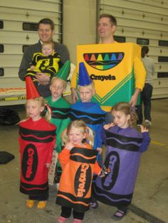 7 best crayon costume images on pinterest crayon costume adult halloween costumes a whole set of crayons and a box less than 15 costume solutioingenieria Choice Image