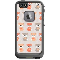 Trendy Accessories Funny Cute Baby Fox Design Pattern Print Lifeproof Fre iPhone 6 Vinyl Decal Sticker Skin. Made to order. Make sure you order from Trendy Accessories to receive original high quality product. Images are printed from high resolution files for sharp results. Will not fade over time. Vinyl decals for the Lifeproof Fre i6. Make sure it will fit your model before ordering. We have many other decal models to choose from. Fast and free US shipping - Buy from USA Manufacturer.