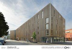 Dwelling 2 facades double orientation | Collective Housing Atlas