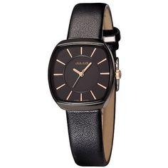 Brand Julius Women Watches Ultra Thin leather Strap watch Band Analog Display Quartz Wristwatch Luxury Watches Relogio Feminino