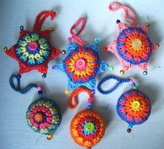 attic 24 ornaments