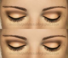 The Fab Four Eyeshadows Tutorial on Hooded eyes Which Also Works on All Eye Shapes | Into The Palette