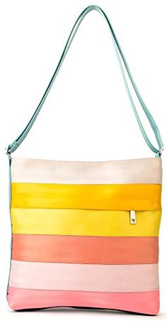 Harveys Seatbelt Bag Women's Streamline Crossbody Splash Crossbody Bag
