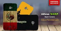 Bought the all new ‪#‎Infocus‬ Bingo 50? Decorate your handset with designer back covers only at ‪#‎FarziDeal‬.  Shop Here: http://bit.ly/1RuCd8X