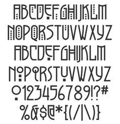 Greyhound art nouveau font http://arcreactions.com/