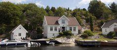 Skippergata i Randesund/Skippergata in Randesund near Kristiansand