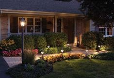 Relaxing Front Yard Walkway Landscaping Ideas 42