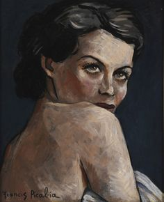 Francis Picabia, 1942, oil