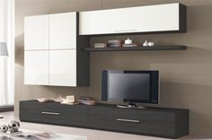 Tv Cabinets, Tv Unit, Doors, Living Room, Storage, Entertainment Centers, House, Console, Design
